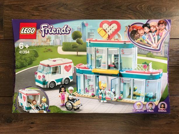 LEGO Friends 41394 Szpital w Heartlake - NOWE