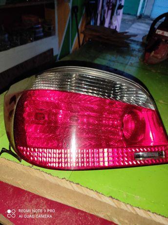 Lampy tył BMW e60