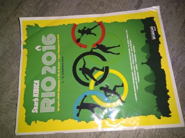 Skarb Kibica Przegląd Sportowy Rio de Janeiro 2016