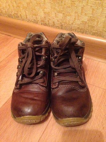 Кожаные ботиночки Next, стелька 16,3 см