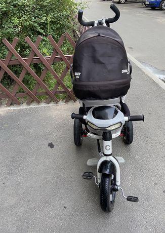 Велосипед трехколесный crosser one
