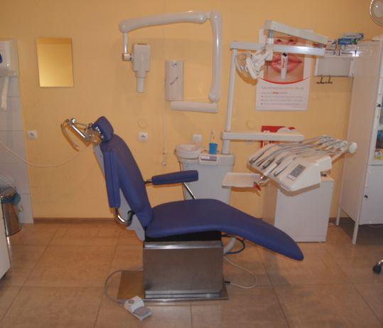 Unit stomatologiczny Dentana 2000 z fotelem Beskidy 1