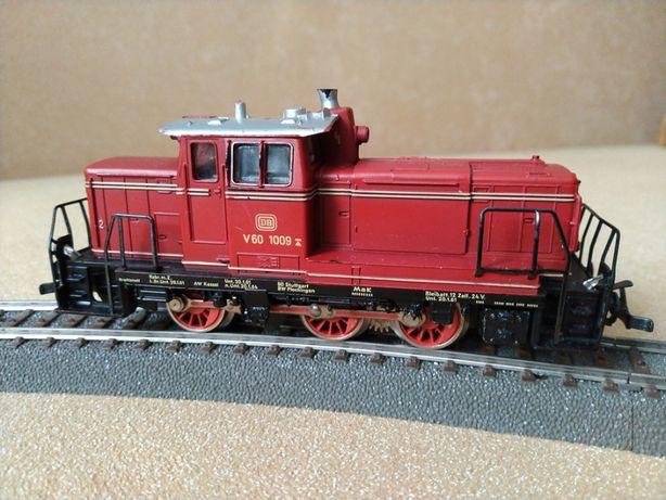 Железная дорога локомотив V 60/260 Marklin 3065, H0, 16,5мм,1:87