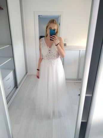 Suknia ślubna nowa!