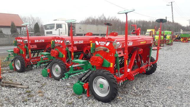 Siewnik Zbożowy AGRO-MASZ SR250