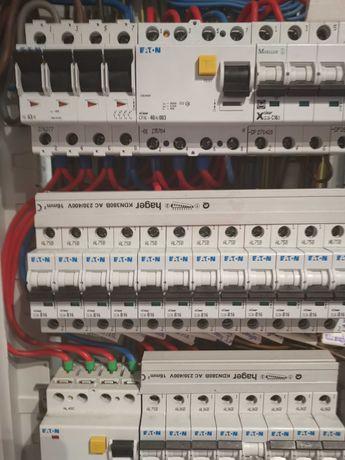 Elektryk - Instalacje Elektryczne, Alarmy, Kamery, Domofony, SmartDOM