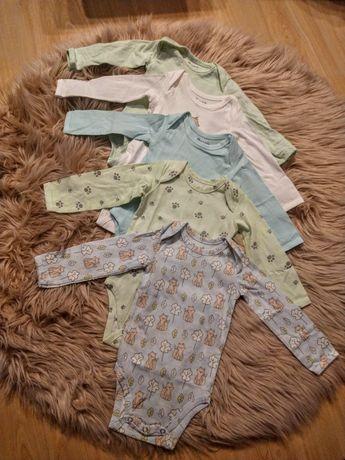 Body niemowlęce 5 pak