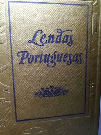 """Coleção  """" Lendas Portuguesas """""""