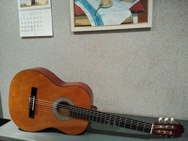 "Dobra szkolna gitara klasyczna ""Paola"" Dobre brzmienie !! Dobra cena !"
