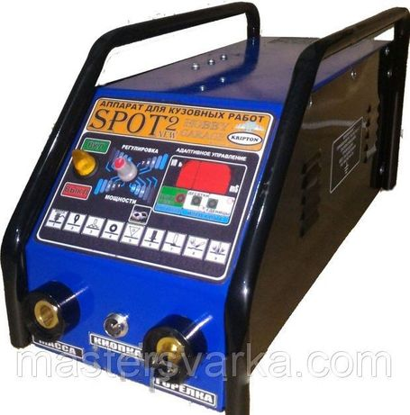Аппарат для кузовных работ споттер Kripton SPOT 2000 new (220В)