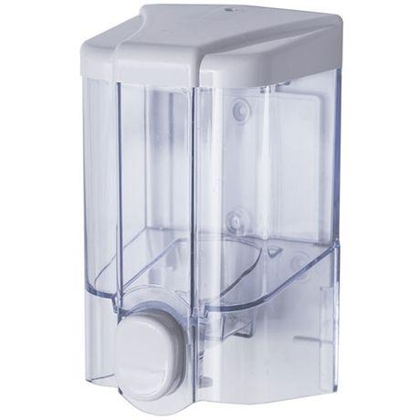 Dozownik do mydła w płynie Faneco JET 0.5 litra plastik