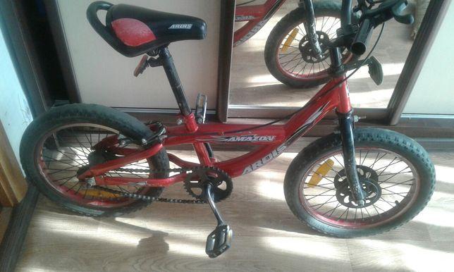 Терміново продаю дитячий велосипед