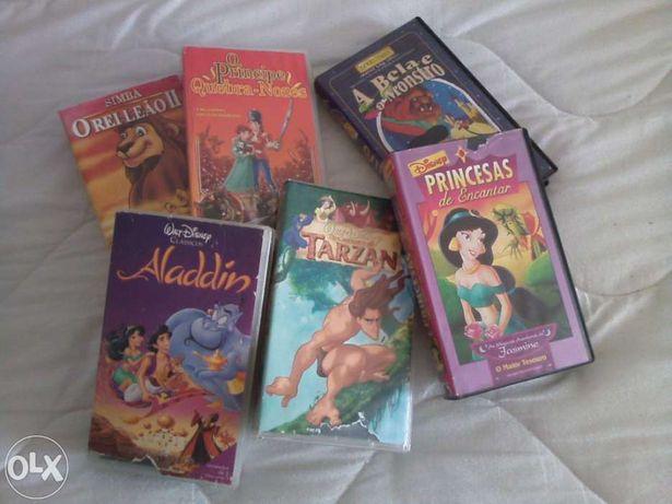 VHS Infantis Diversos