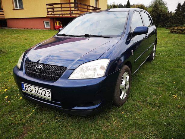 Toyota Corolla 2.0 d4d 2003 rok