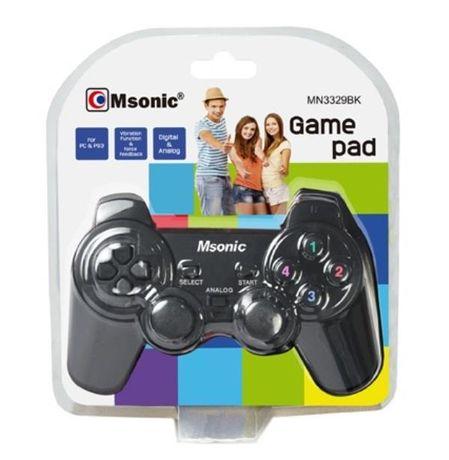 Gamepad USB z wibracją