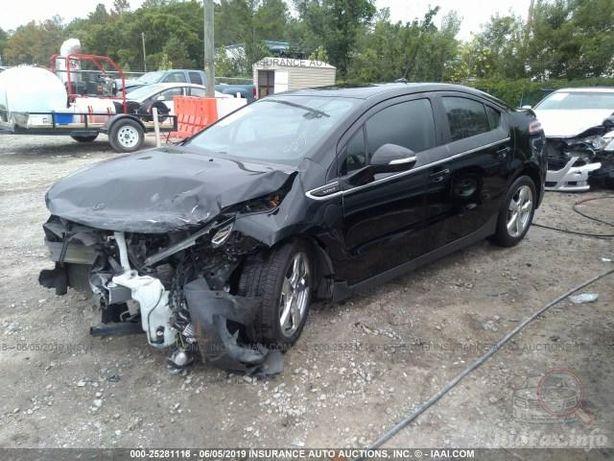 Разборка Четверь Кузов Двери Шевролет Вольт Chevrolet Volt