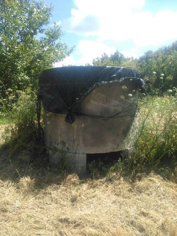 Tanques de betão prefabricados