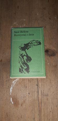 Stara książka PRL-Saull Bellow
