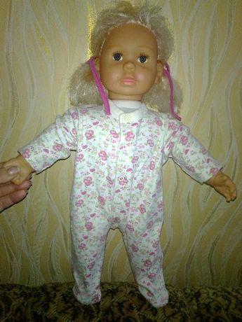 Кукла , пупс , 48см. Куколка мягконабивная синтепон набит плотно