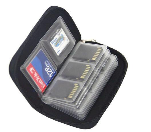 Сумка для хранения карт памяти