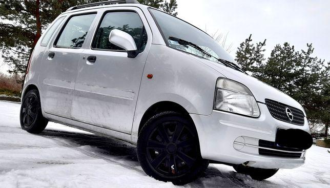 Opel Agila 1.0 Ekonom  Wspomaganie Elektryka  Zimowki Zapraszam 24H