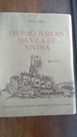 Raú Lino - Os Paços Reais da Vila de Sintra