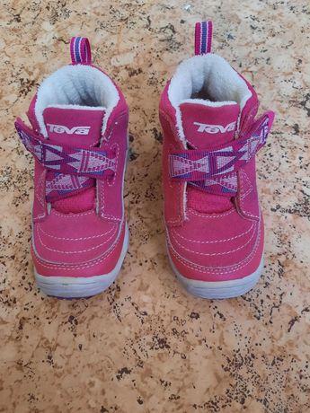 Кроссовки демисезонные, кросівки демісозонні Teva, размер 24