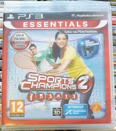 Sports Champions 2 PL PS3 --- możliwość zamiany sklep