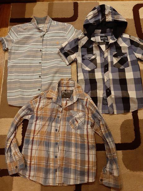 Рубашки от 7до 10 лет Состояние Новых