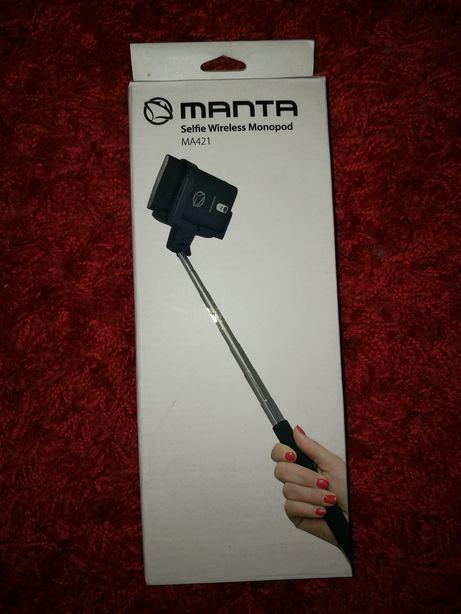Selfiestick bluetooth Manta MA421
