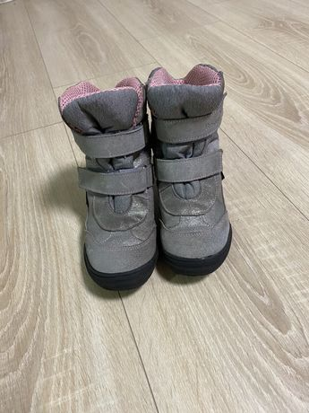 Ботинки термо Ren Tex