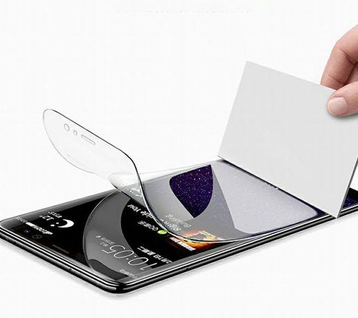 Гидрогель Xiaomi Redmi Note 1 2 3 4 5 6 7 8 9 10 a c x s t pro poco mi