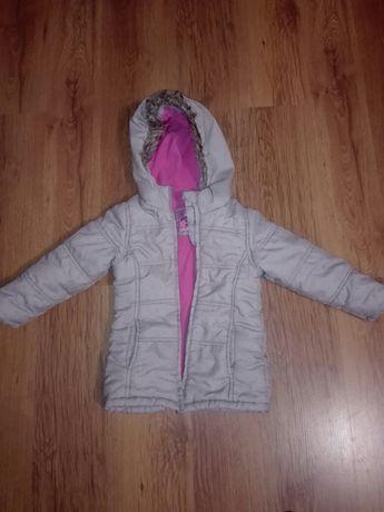 Kurtka, płaszczyk 5 10 15 zimowy rozm 104
