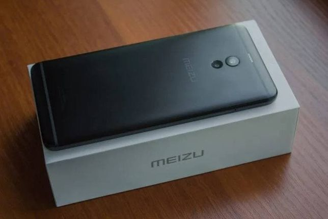 Смартфон Meizu M6T Black 3/32Gb
