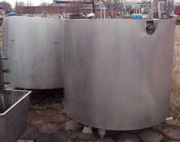 kocioł kwasoodporny zbiornik z podgrzewaczem płaszczowym ca 2,50msz