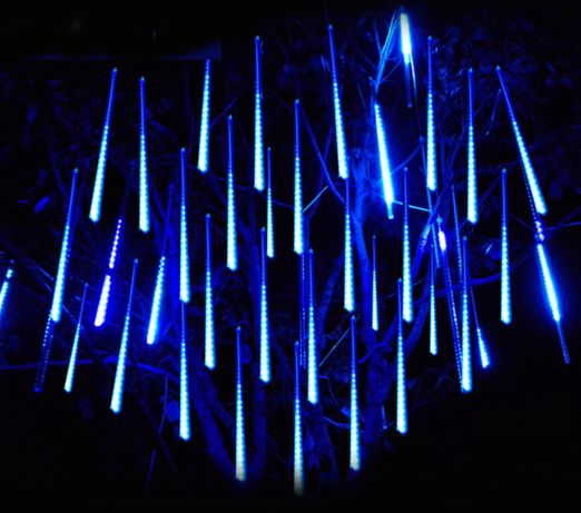 Светодиодная уличная гирлянда Сосулька 2,1 м