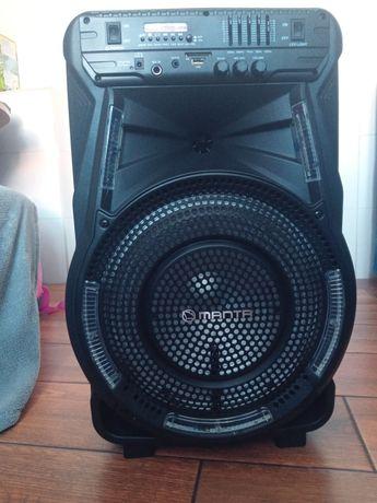Głośnik manta karaoke