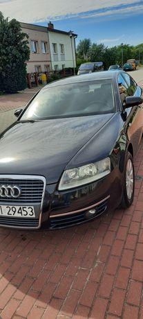 Audi A6 C6 sedan