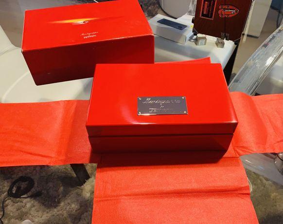 Montegrappa for Ferrari коробка для ручки перьевой подарок мужчине