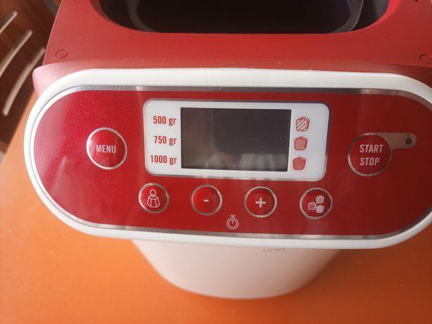 Máquina de pão Moulinex