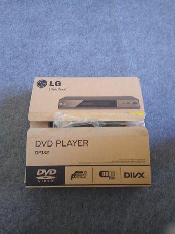 Odtwarzacz dvd LG dp 132