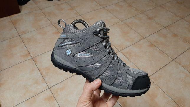 36-37р,23,5см,Трекинговые кроссовки,ботинки Columbia Redmond Mid