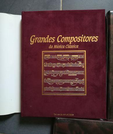 Colecção Grandes Compositores da Música Clássica