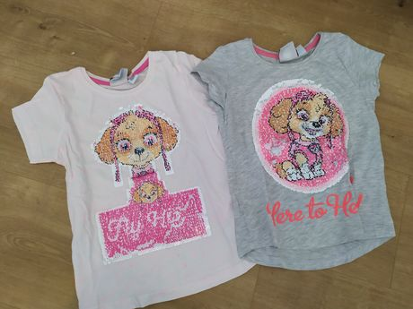 T-shirt Skye 6 anos