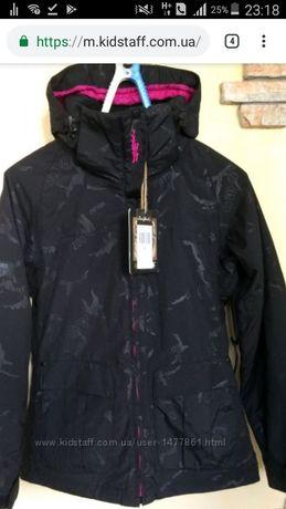 Мембранная куртка Zoo York