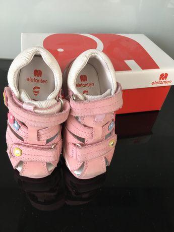 Buty pantofle elefanten roz.22