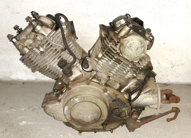 Motor Yamaha Virago xv750
