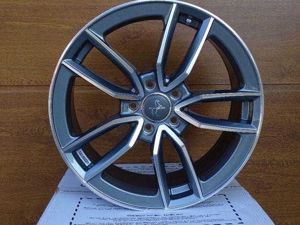 Felgi R18 5x112 Mercedes seat audi bmw et45 cal8 otwór 66,6