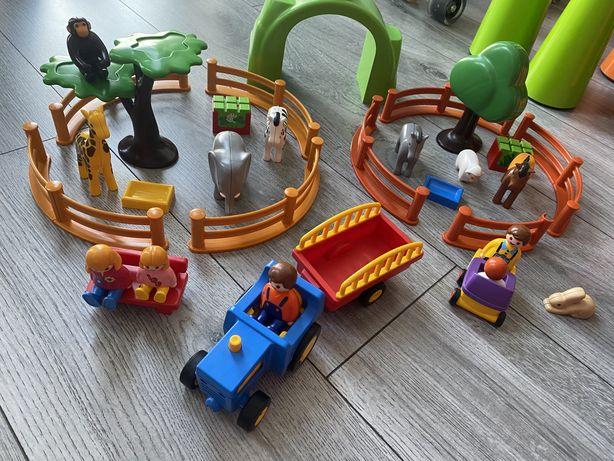 Зоопарк Playmobil, майстерня для хлопчика, lego duplo