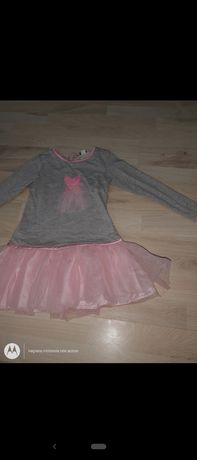 Sukienka 116-122